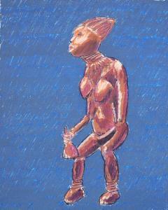 Statue africaine 1