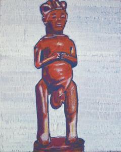 Statue africaine 4