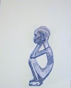 Statue Africaine 2