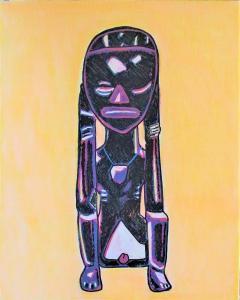 Statue Afrique 5
