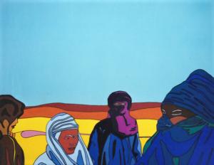 Du désert - 1998 -