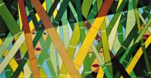 Le bambou blanc (commande) - 1999 -