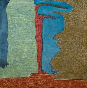 """Il est temps de se lancer. Exposition """"La marche"""" - 2011 -"""