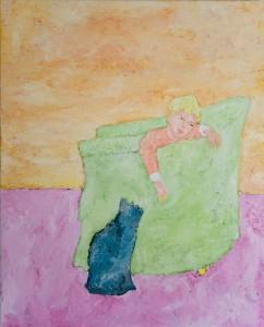Solal et le chat bleu - 2008 -