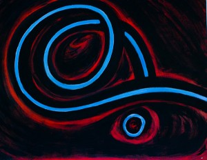 Lignes Taï Chi (1) - 2006 -
