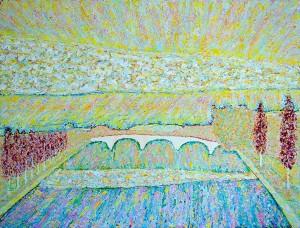 Le pont royal - 2009 -