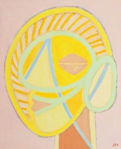 Le masque jaune - 2010 -