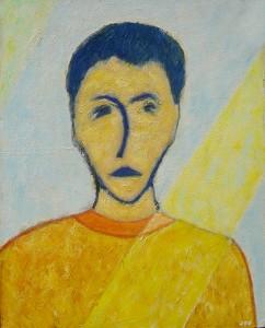 Autoportrait - 1992 / 2003 -