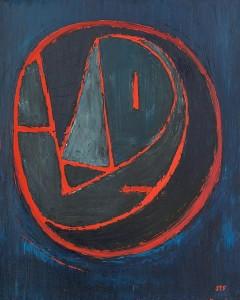 Le masque bleu - 2010 -