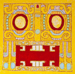 Masque mexicain (Commande) - 2012 -
