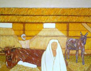 La Nativité jaune - 2016 -